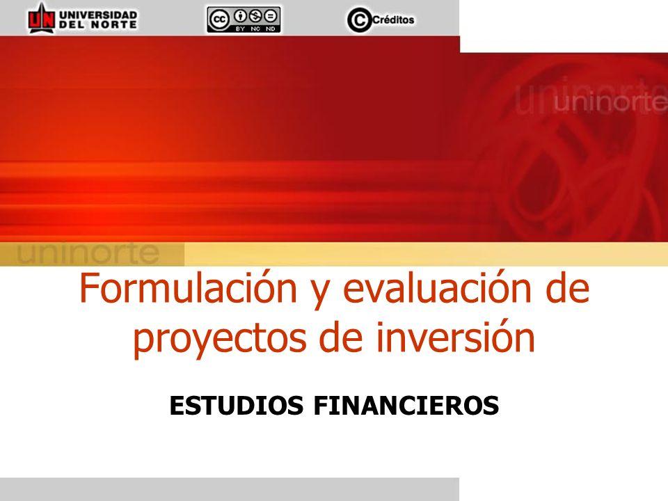 CALCULO: Se calcula el valor presente de los ingresos asociados con el proyecto en cuestión.