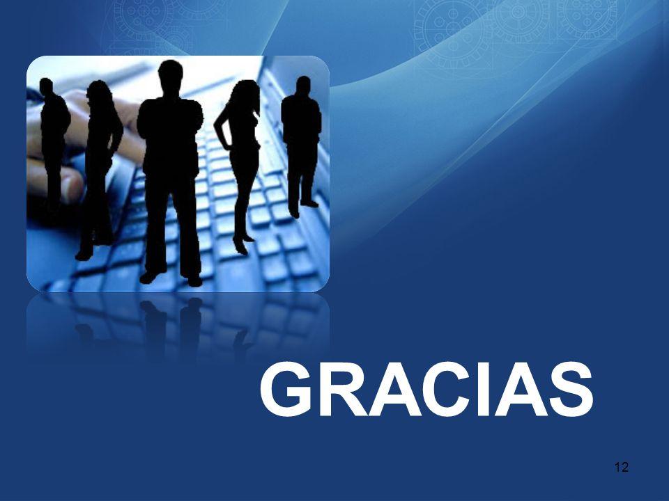 GRACIAS 12