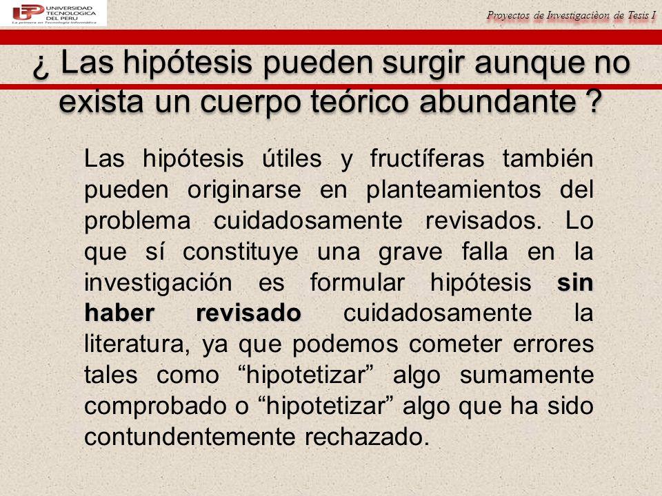 Proyectos de Investigacièon de Tesis I Ejemplo: H1 A mayor atracción física, menor confianza.