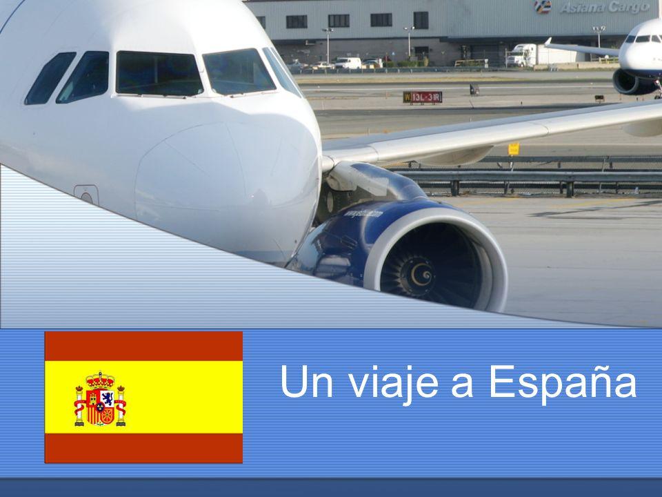 Un viaje a España