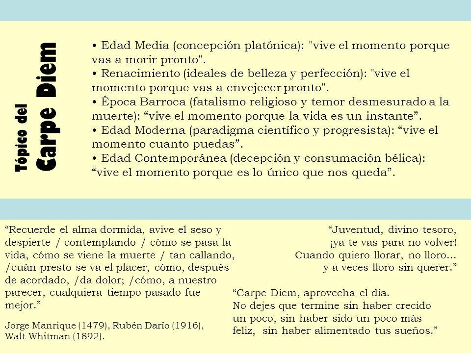 Edad Media (concepción platónica):