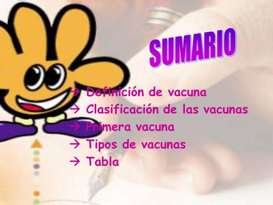 Las vacunas se administran por medio de una inyección, o por vía oral (tanto con líquidos como con pastillas).