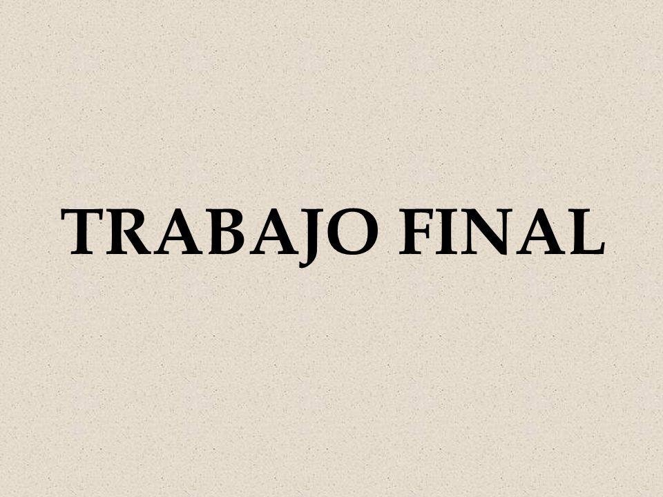 TRABAJO FINAL