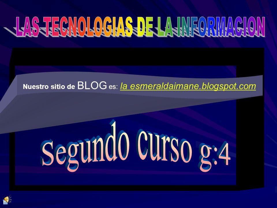 Nuestro sitio de BLOG es: la esmeraldaimane.blogspot.com