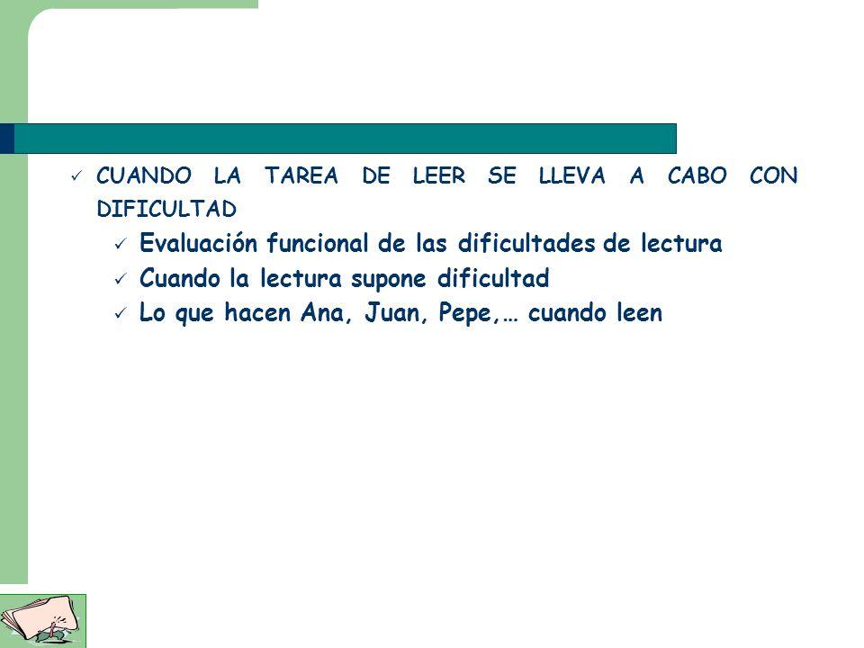 Esta niña de 9 años (4º).Lee 75 p/m. Cómo crees que utiliza la vía lexical y la fonológica.