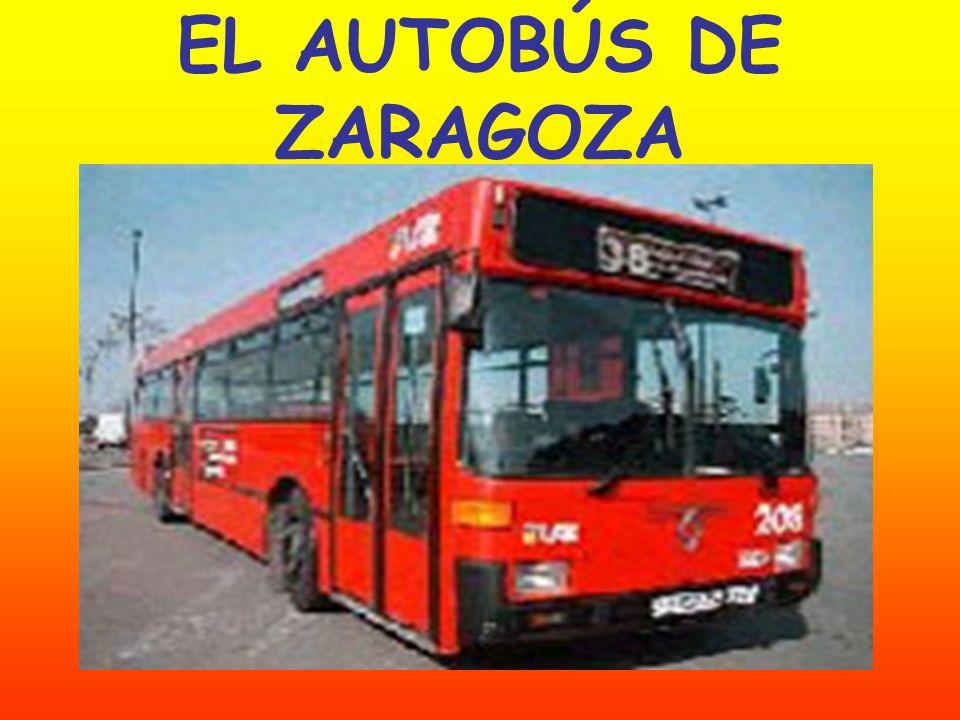 EL AUTOBÚS DE ZARAGOZA