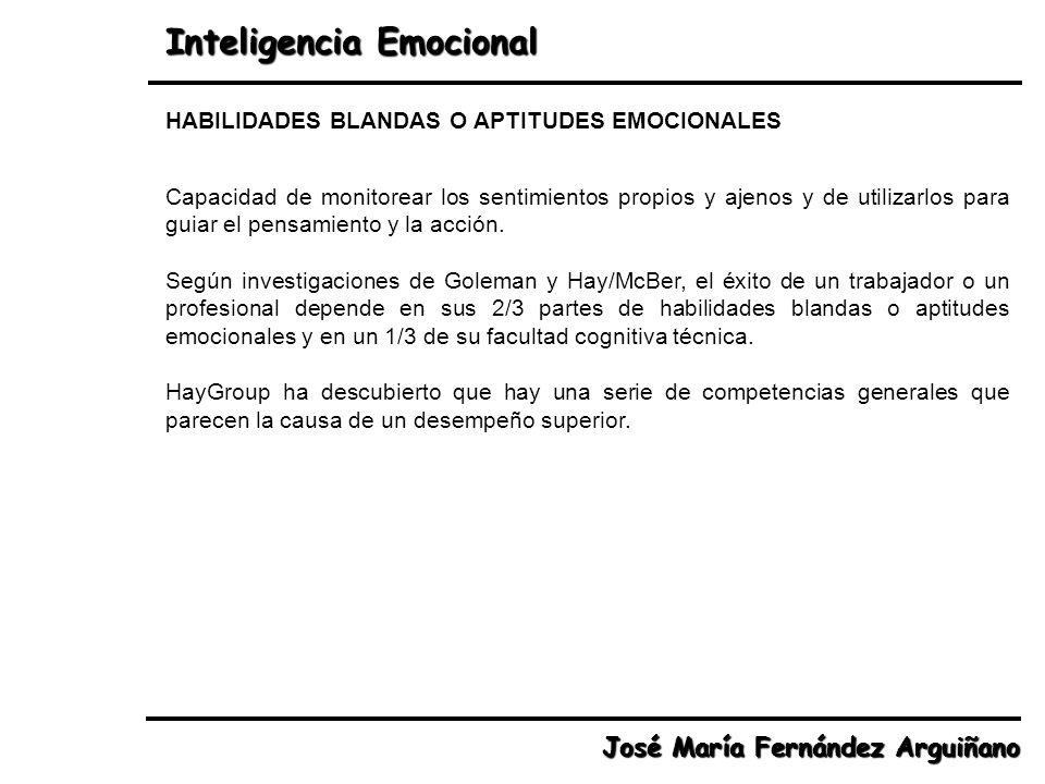 Competencias Genéricas (HayGroup) José María Fernández Arguiñano 14.