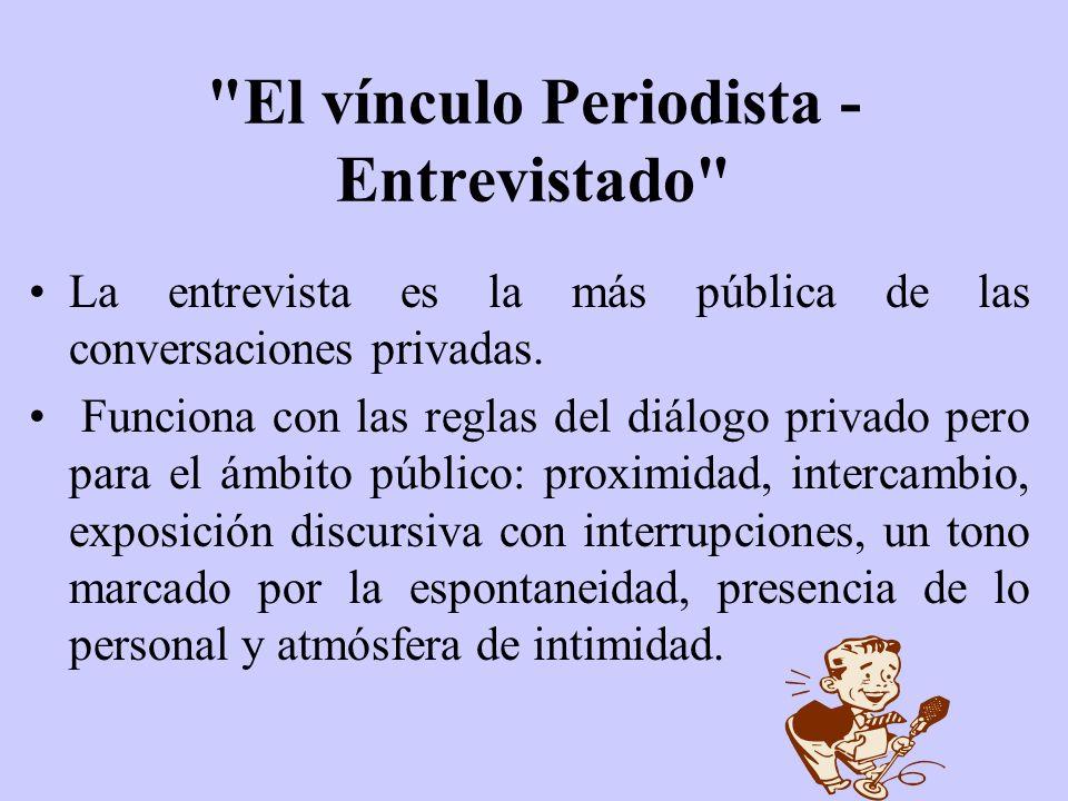 Gajes del Oficio Halperín critica la tendencia de los medios de girar en torno a los mismos temas y entrevistar a los mismos personajes.