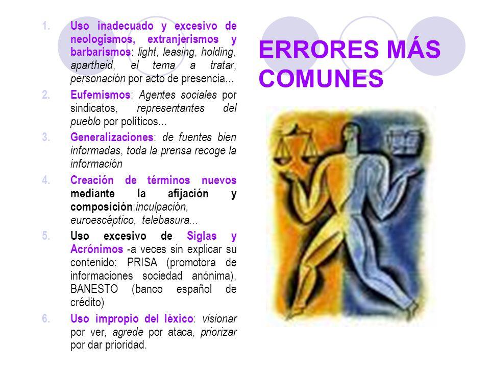 RASGOS MORFOSINTÁCTICOS Antes de las declaraciones de Martín, el comisario de Economía de la Comisión Europea, Joaquín Almunia, no ha dejado margen de