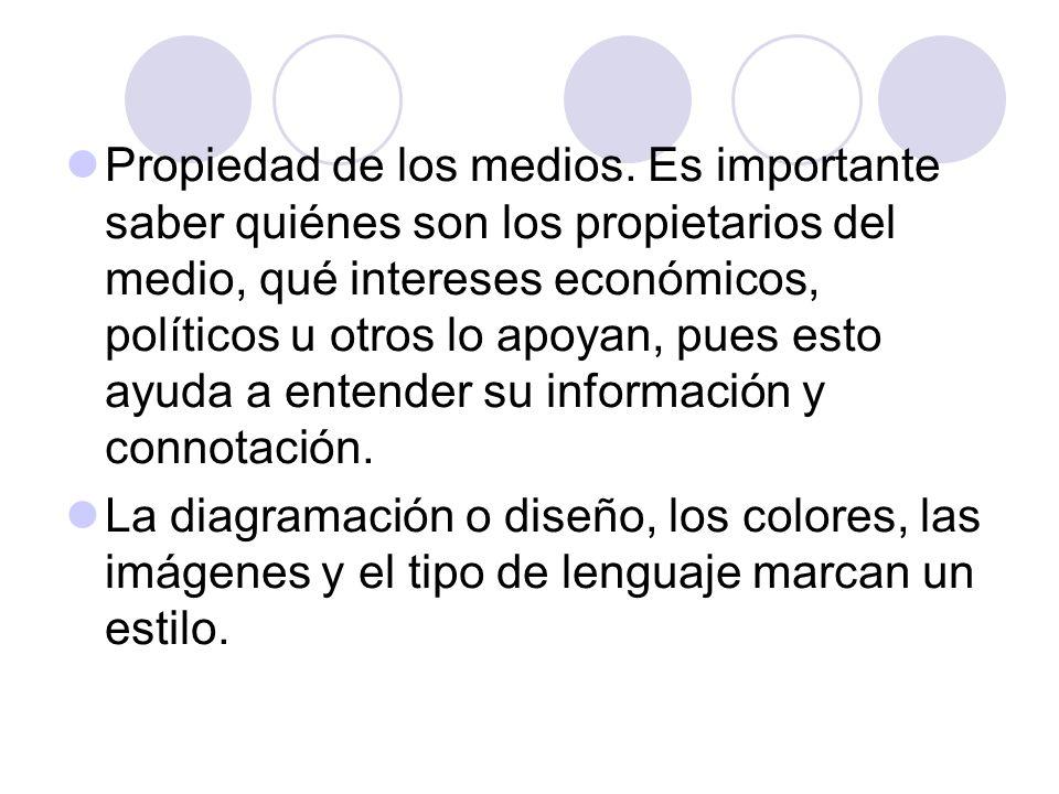 Características de los textos periodísticos: El lenguaje debe ser breve, preciso claro y sencillo. El tema, de interés para su destinatario. Debe adec