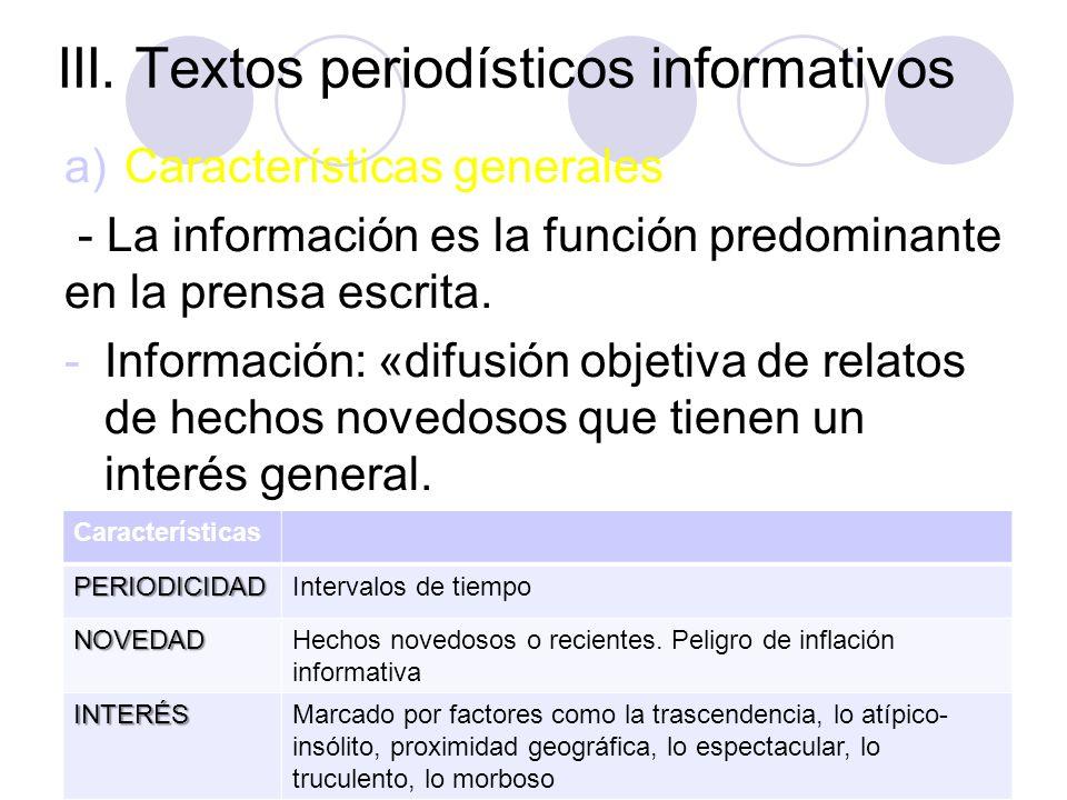 Tales funciones se refieren a: Función representativa o referencial: dado que el fin de la comunicación es la información, esta función atiende al contexto o referente para transmitir una información lo más objetiva posible, sin añadidos subjetivos.