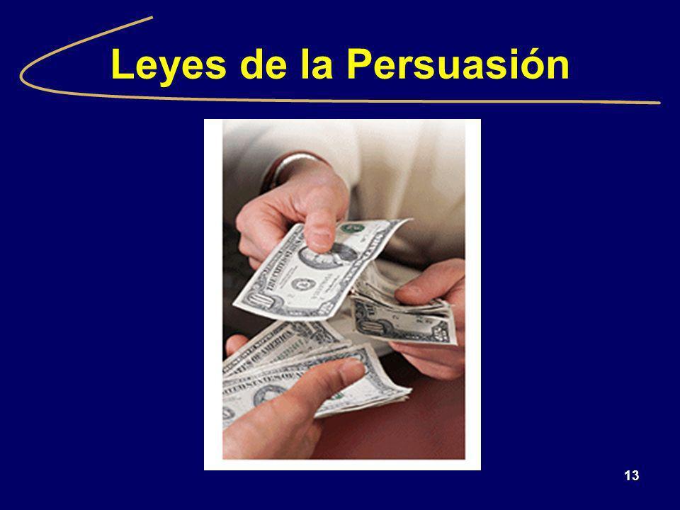 13 Leyes de la Persuasión