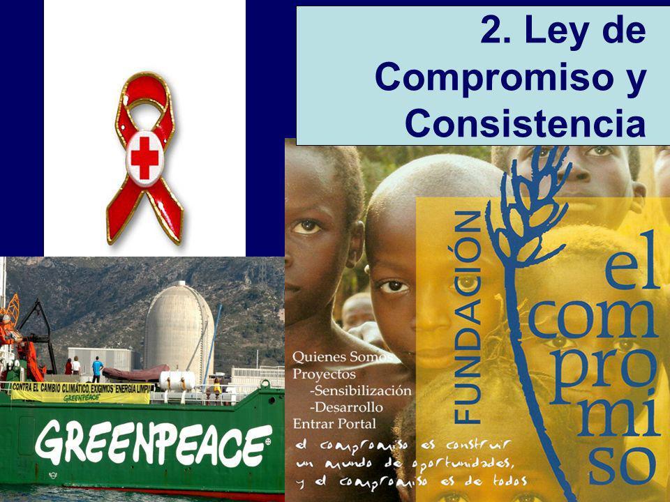 18 2. Ley de Compromiso y Consistencia