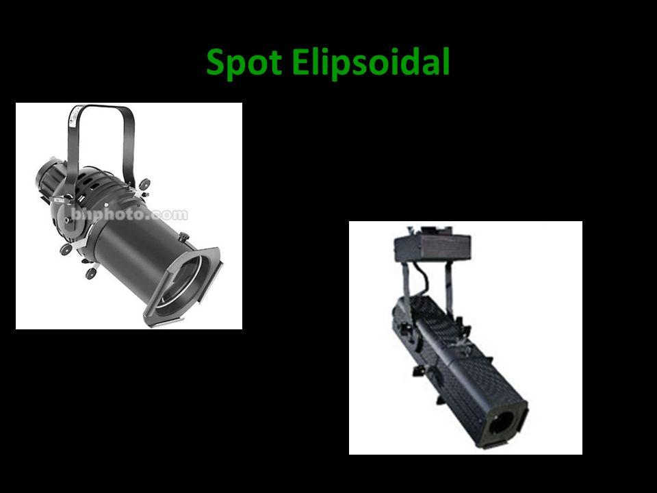 Spot Elipsoidal