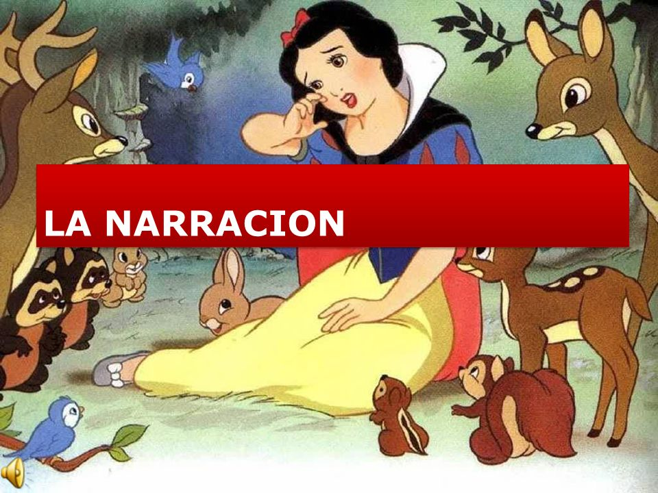 LA NARRACIÓN. ESTRATEGIAS PARA EL ESTUDIO Y LA COMUNICACIÓN.