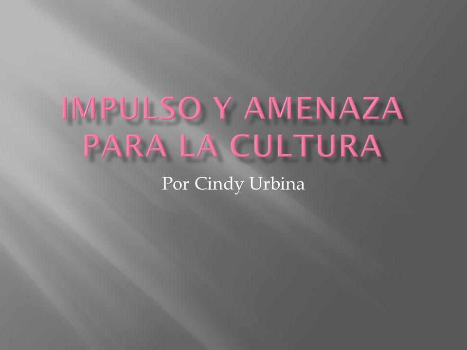 Por Cindy Urbina