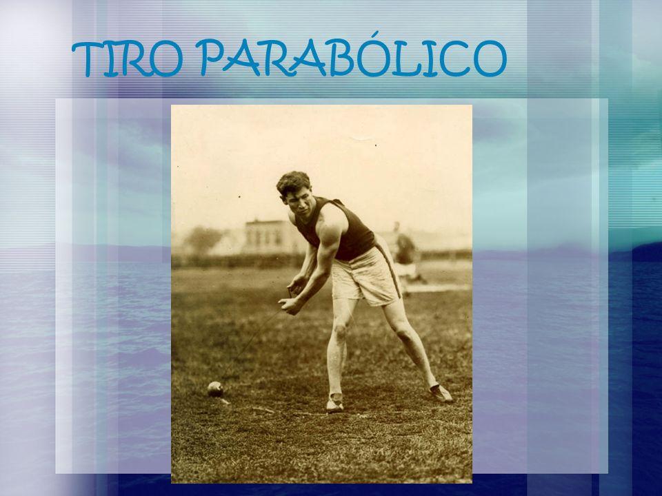 EJEMPLOS: 2.- Una pelota de golf se golpea con un ángulo de 45° con la horizontal.