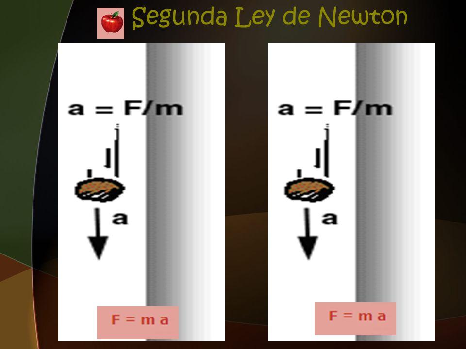 Segunda Ley de Newton