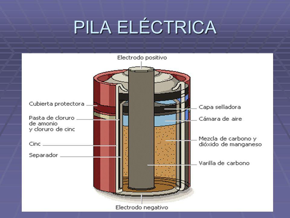 PILA ELÉCTRICA