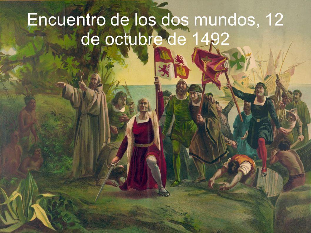 INDÍGENAS ESPAÑOLES LA CONQUISTA