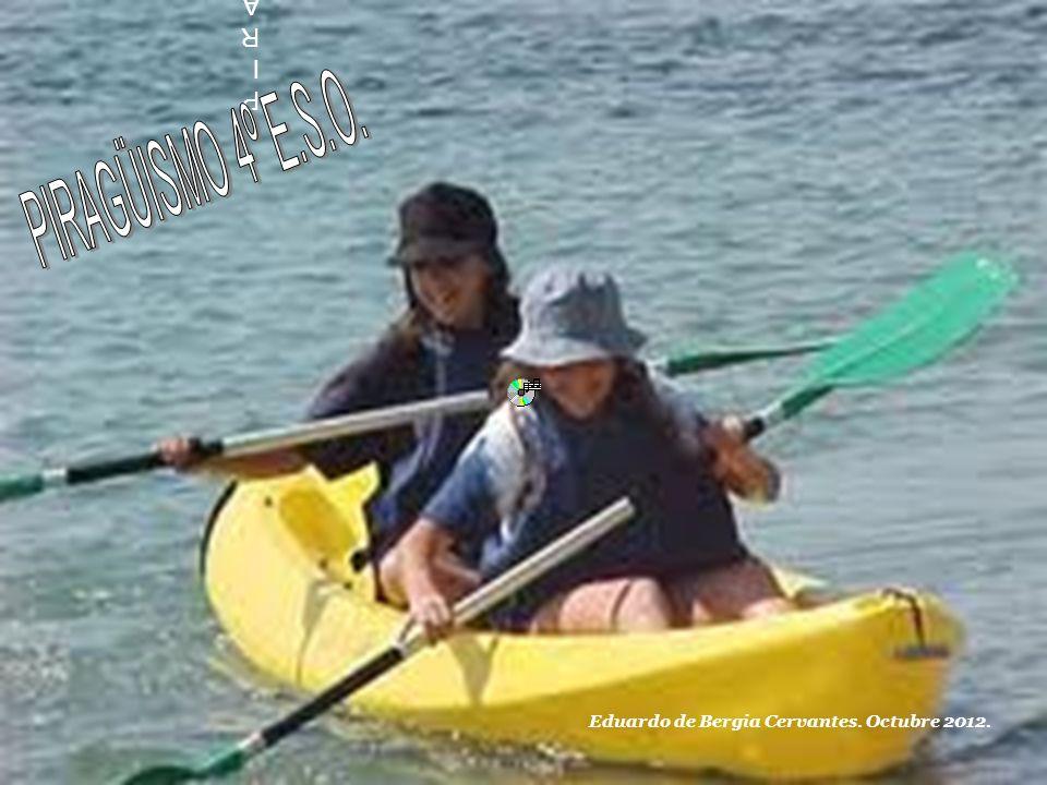 El kayak y la canoa no son embarcaciones de la era moderna.