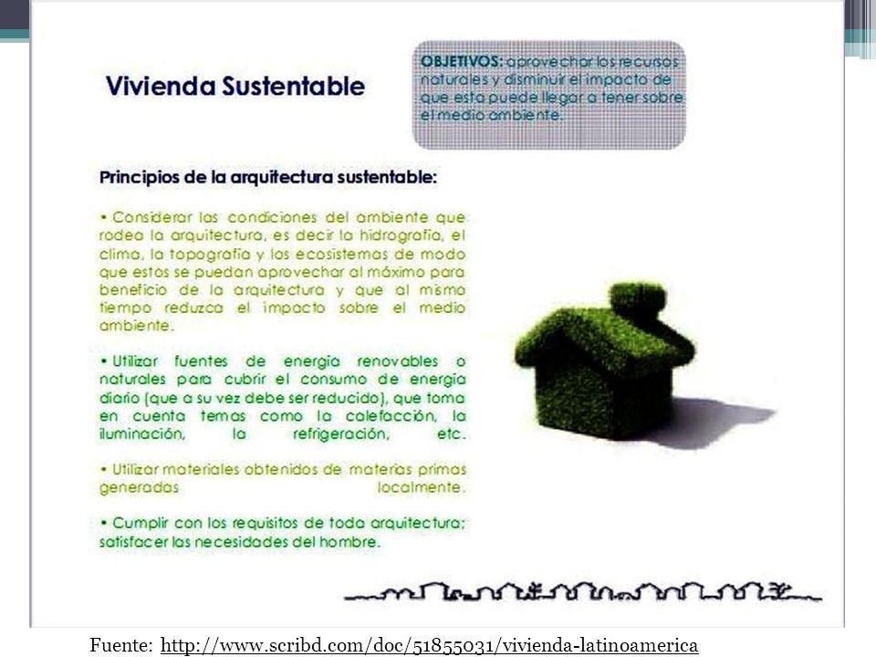 Fuente: http://www.scribd.com/doc/51855031/vivienda-latinoamerica