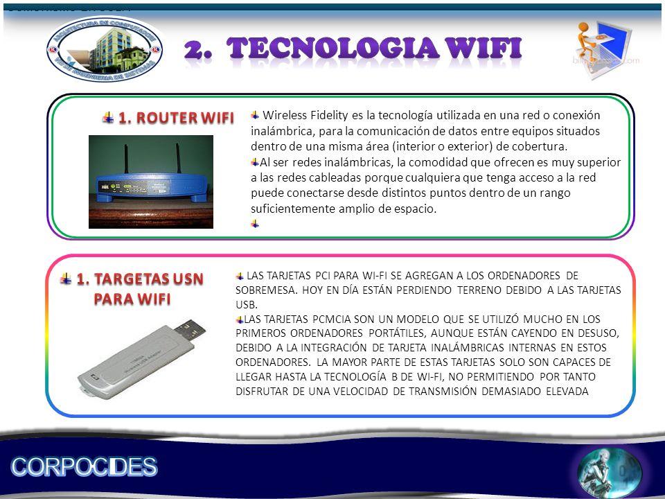 COMUNISMO EN CUBA Wireless Fidelity es la tecnología utilizada en una red o conexión inalámbrica, para la comunicación de datos entre equipos situados dentro de una misma área (interior o exterior) de cobertura.