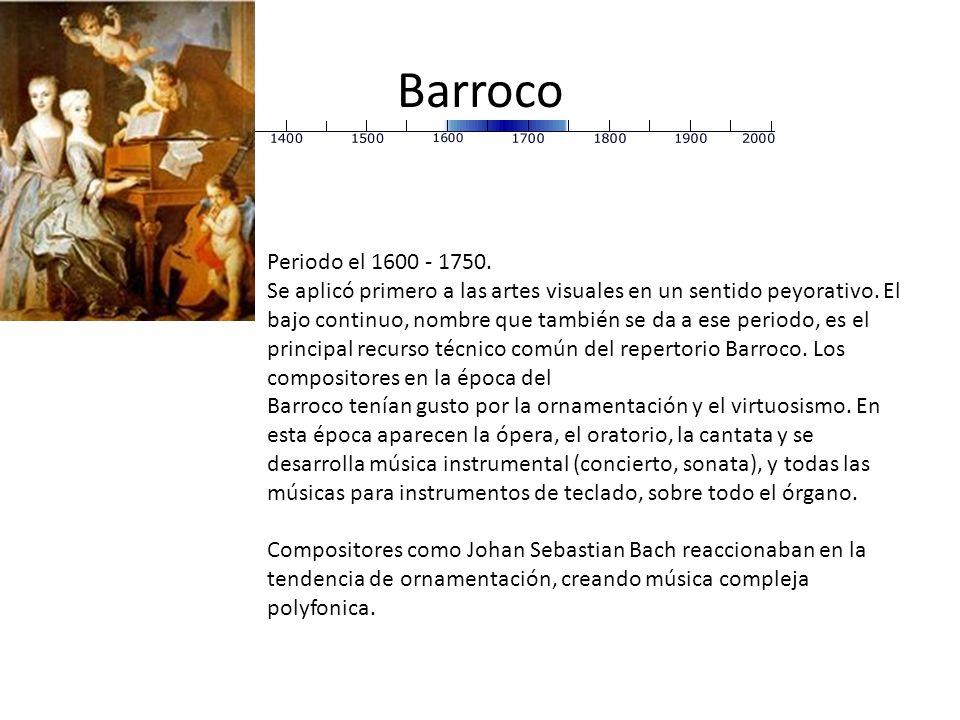 AUDICIONES DE COMPOSITORES DE MÚSICA CLÁSICA Renacimiento (1525-1594) Barroco (1671-1741) Clásico (1770-1828) Romanticismo (1803-1883) Modernismo(1860-1909) Zarzuela (1823-1932)