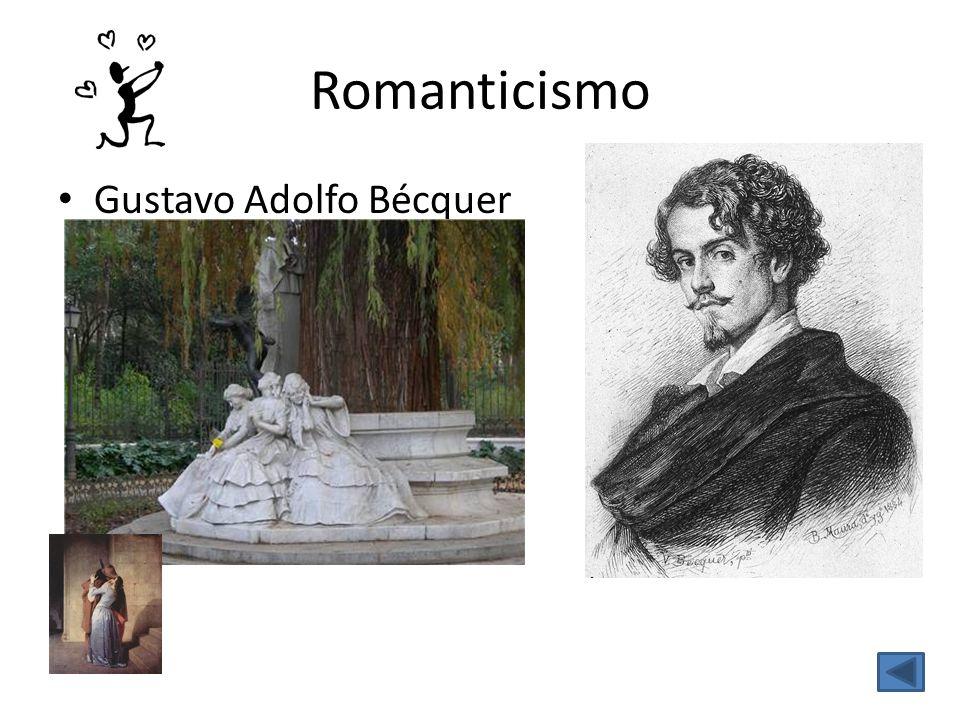Romanticismo Gustavo Adolfo Bécquer