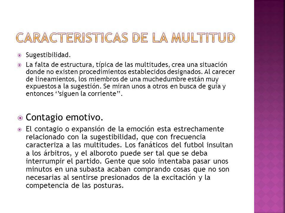 El contagio emotivo es una fenómeno interesante que suele operarse de un modo circular.