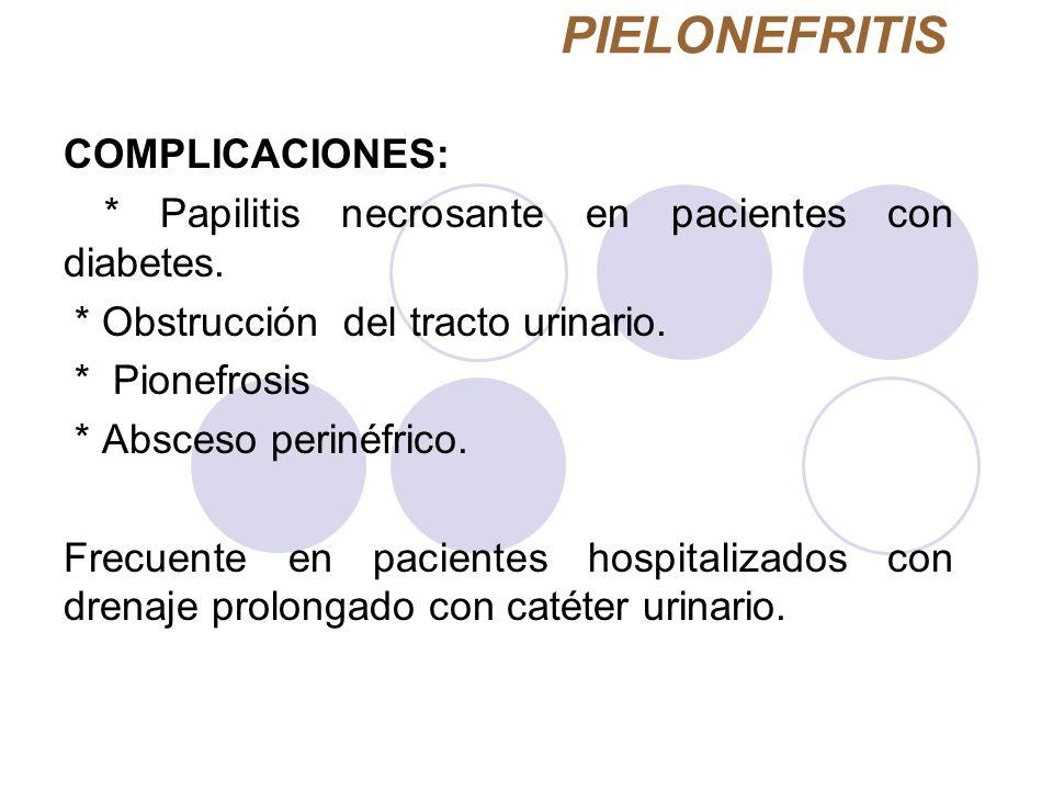 Causas Productoras de Glucosuria Diabetes Mellitus tipo 1 y 2.