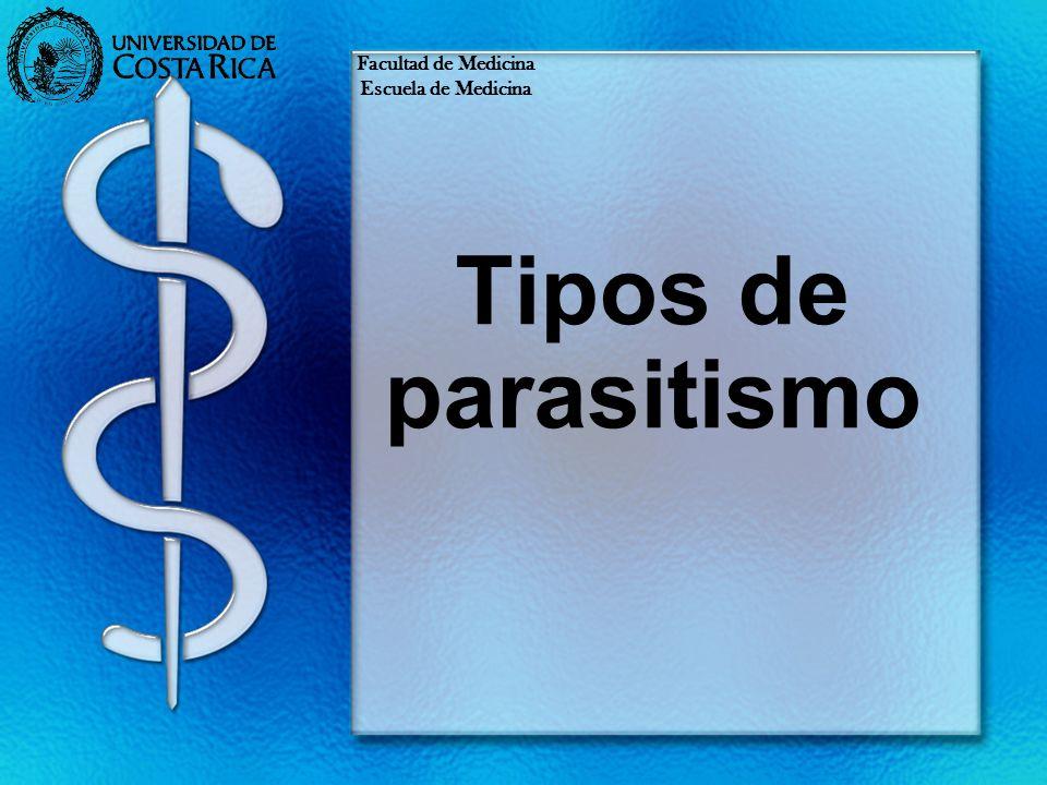 Parasitismo obligatorio Es cuando el parásito requiere un huésped específico para completar su ciclo y no puede vivir fuera del mismo.