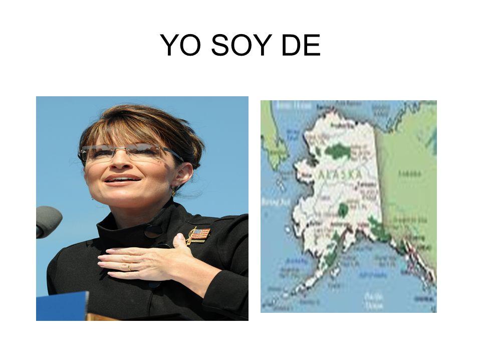 YO SOY DE