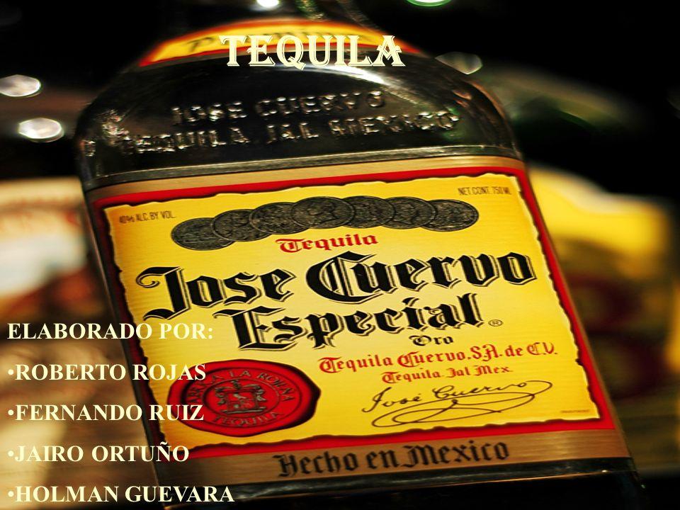 INTRODUCCION La fabricación del Tequila, se ha generalizado con tal nombre, habiéndose extendido su fama por casi todo el La fabricación del Tequila, se ha generalizado con tal nombre, habiéndose extendido su fama por casi todo el mundo, como bebida típica de México y es objeto de exportación.