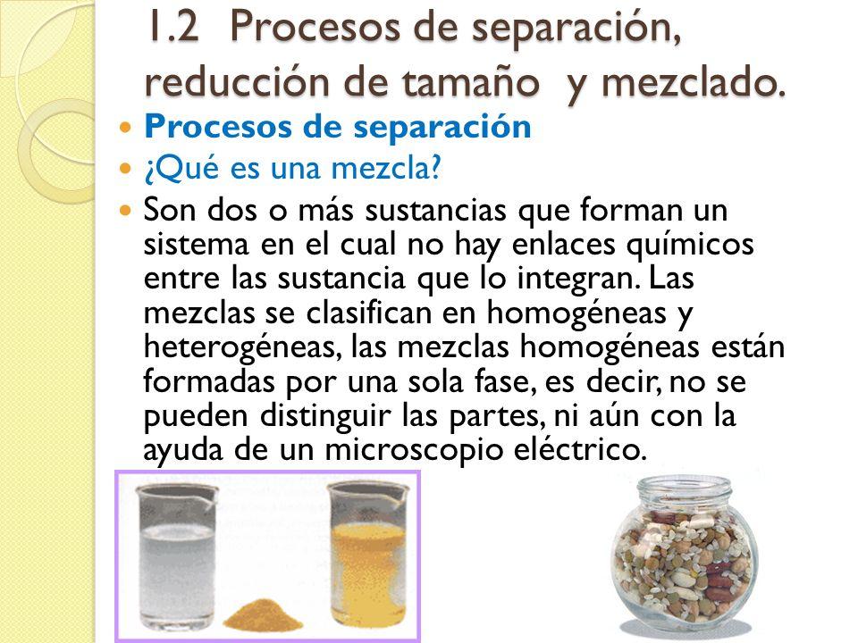1.3 Características de las partículas.Propiedades de los sólidos granulares.