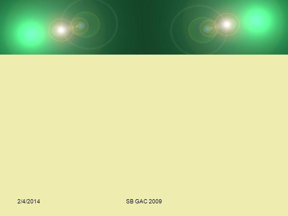 2/4/2014SB GAC 2009