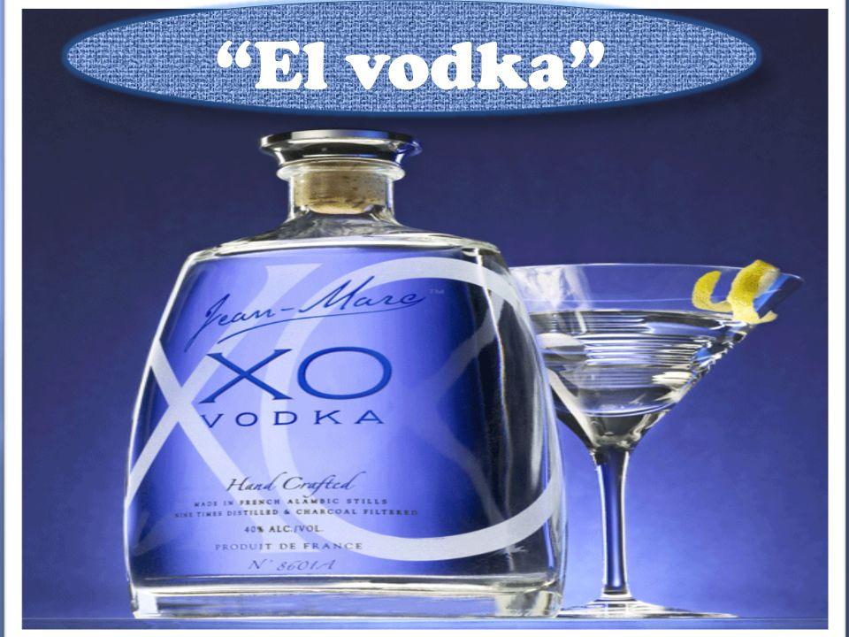 Conocer los orígenes del vodka Indagar sobre la elaboración del vodka Investigar sobre el proceso de destilación generalizado
