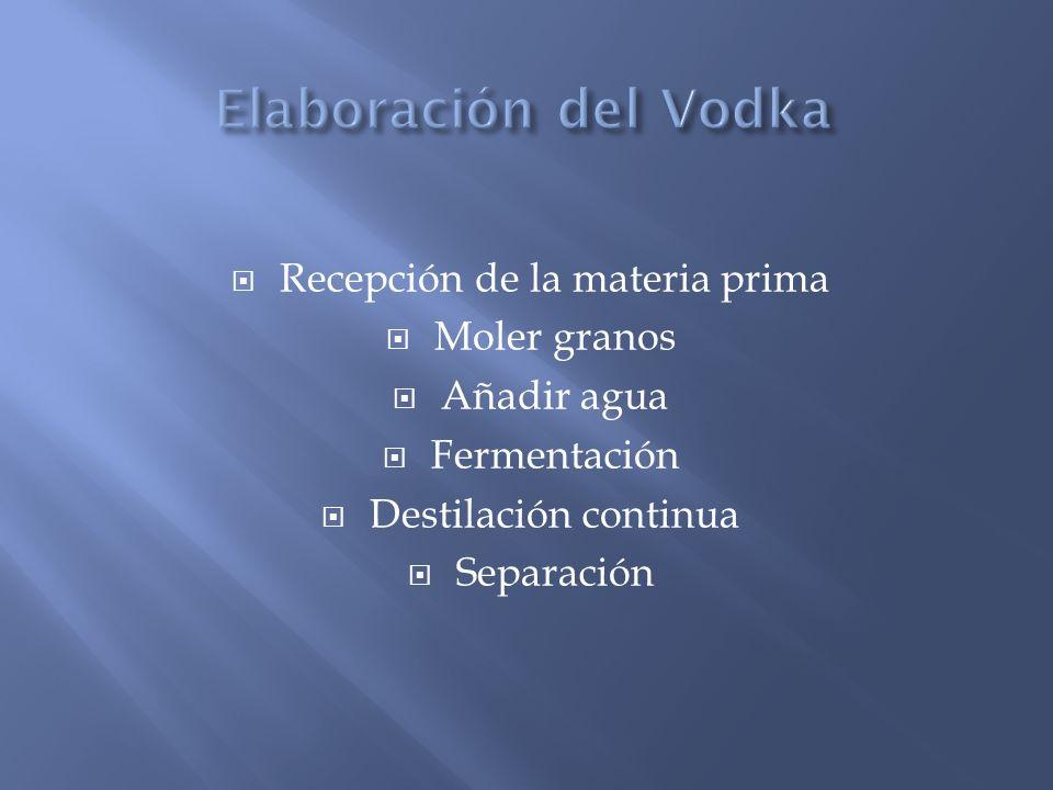 Es considerado una bebida blanca , y es utilizado en una gran cantidad de tragos de bailes y fiestas.
