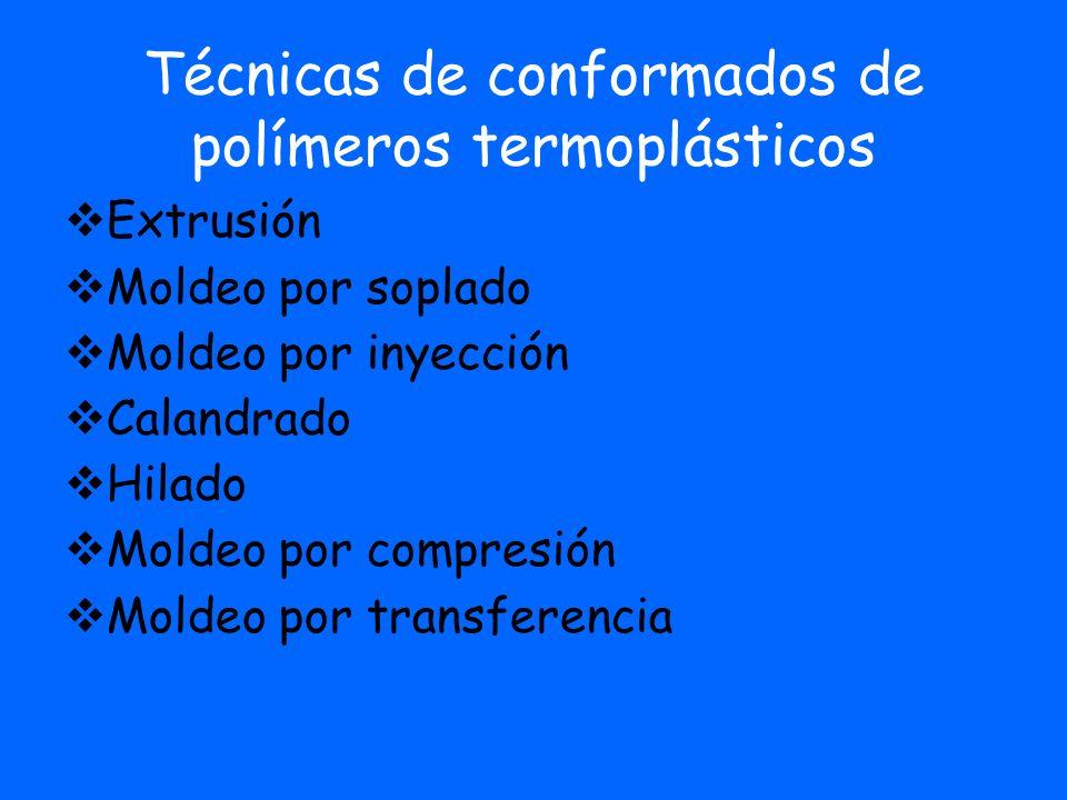 Cloruro de polivinilo (PVC) Obtención: polimerización del vinilo Representación: CH2 CHCl Tipos: - Sin aditivos - Plastificado Propiedades: - Resistencia química - Resistencia eléctrica Utilización: tuberías, ventanas, molduras, zapatos chubasqueros, electrodomésticos.