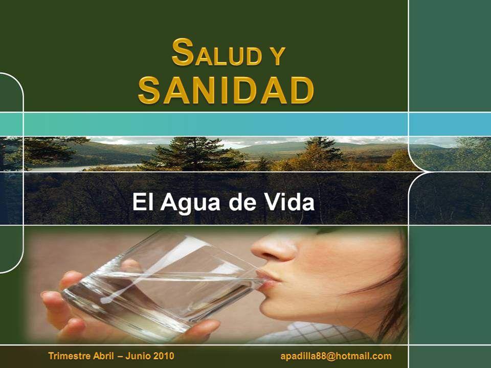 II.EL ASPECTO FÍSICO ríorío Dios proveyó agua para conservar las vidas de sus criaturas.