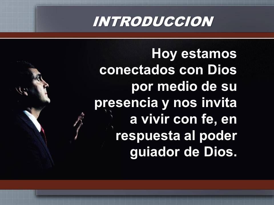 INTRODUCCION El propósito de la lección es mostrar como Dios conduce y protege a su pueblo en su peregrinaje rumbo a Canaán