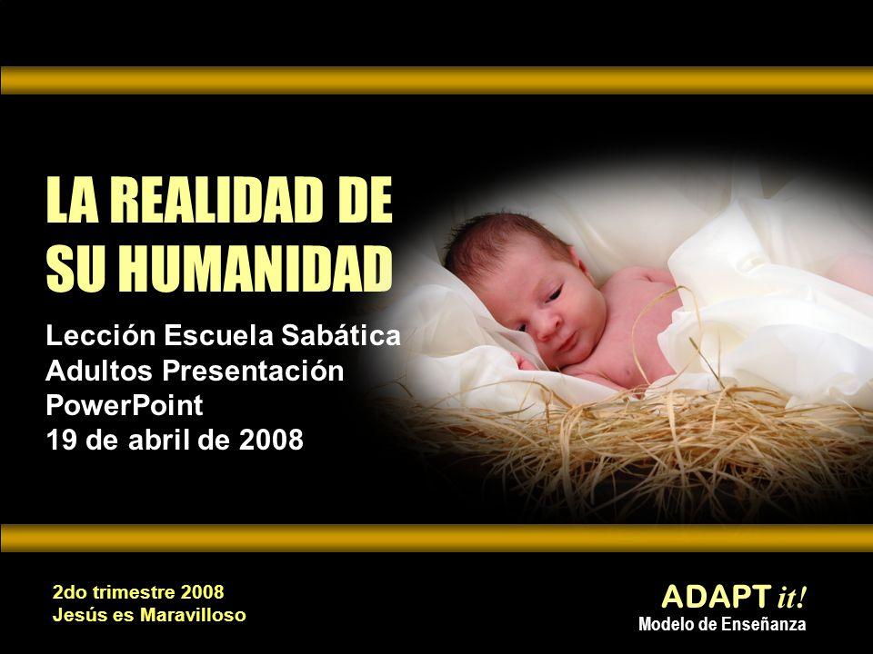 La Humanidad de Jesús PARA SER NUESTRO MEDIADOR (I Tim.