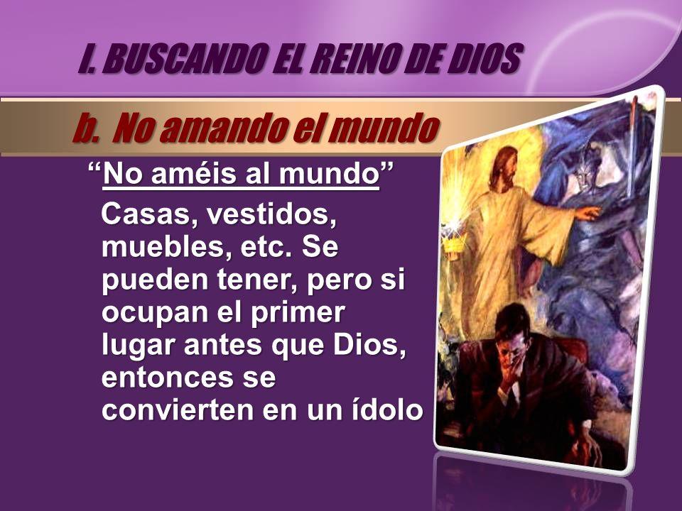En esto es glorificado mi Padre, en que llevéis mucho fruto, y seáis así mis discípulos Juan 15:8 II.