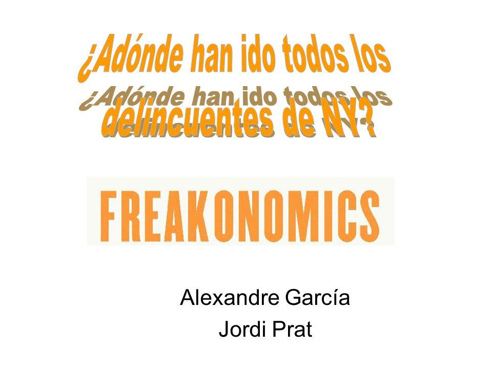 Alexandre García Jordi Prat