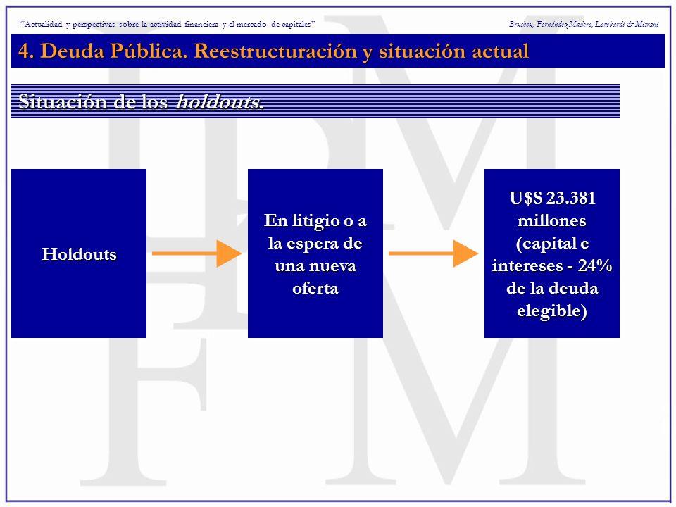 Bruchou, Fernández Madero, Lombardi & Mitrani 4.Deuda Pública.