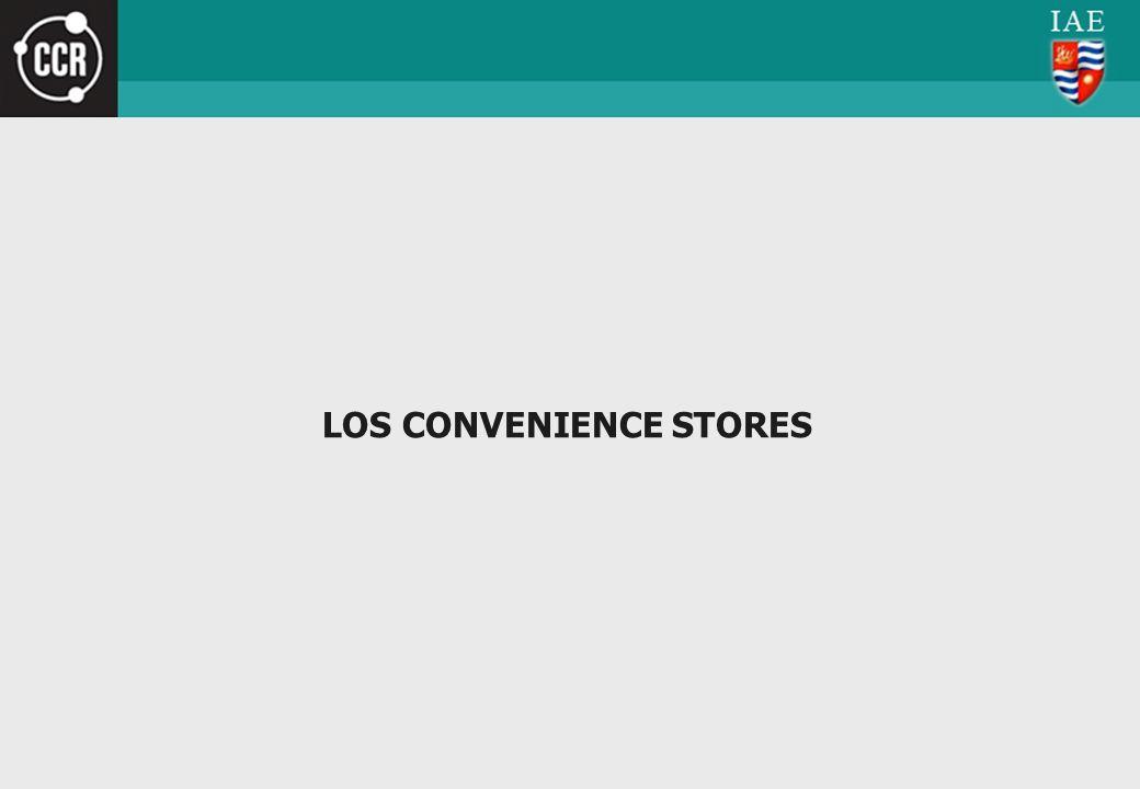LOS CONVENIENCE STORES