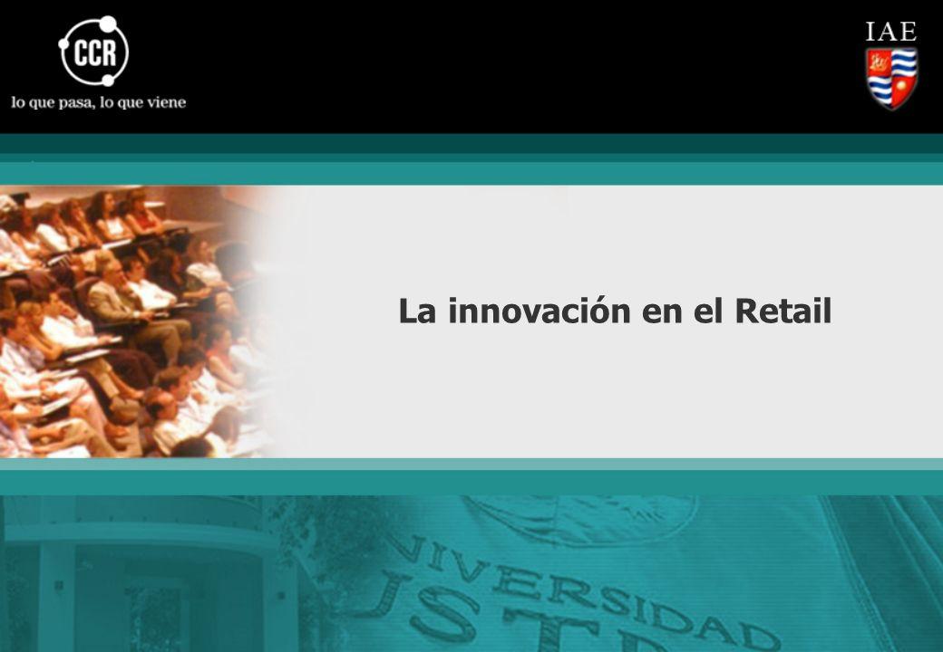 La innovación en el Retail