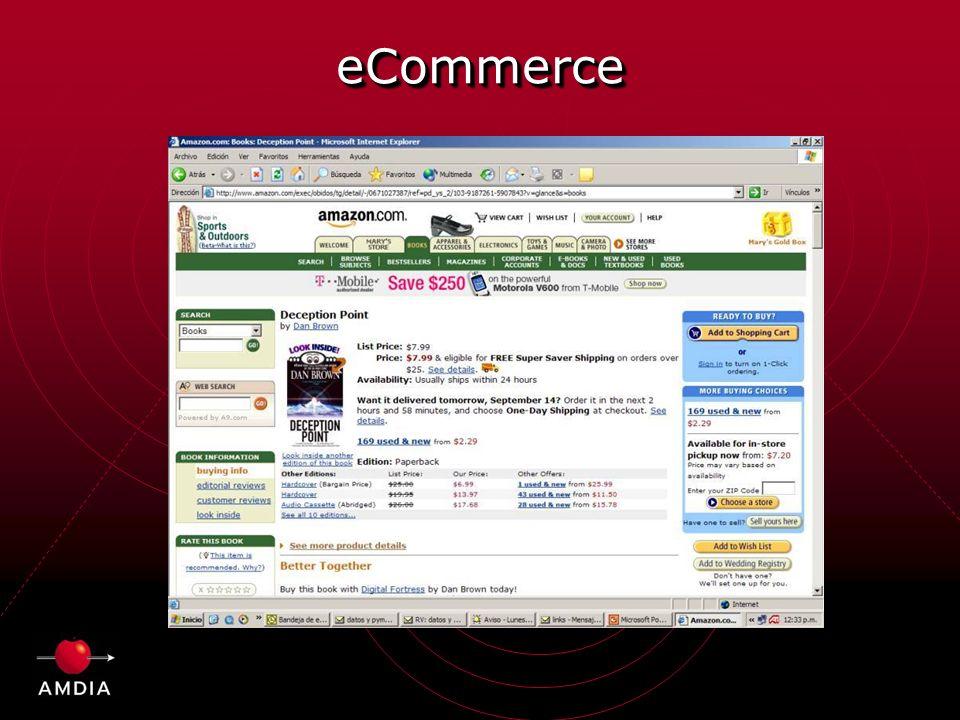eCommerceeCommerce