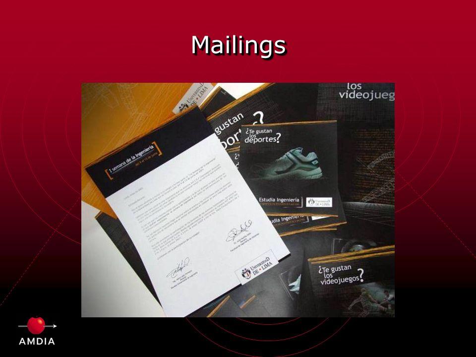 MailingsMailings
