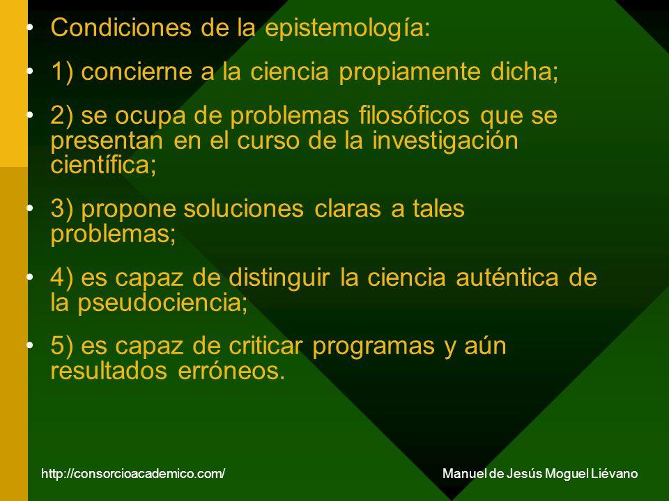 El fenómeno del Conocimiento y sus Problemas.